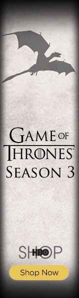 Game of Thrones Season 3 banner
