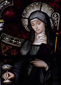 Saint Bridget  (Photo: St.Joseph Catholic Church, Macon Georgia)