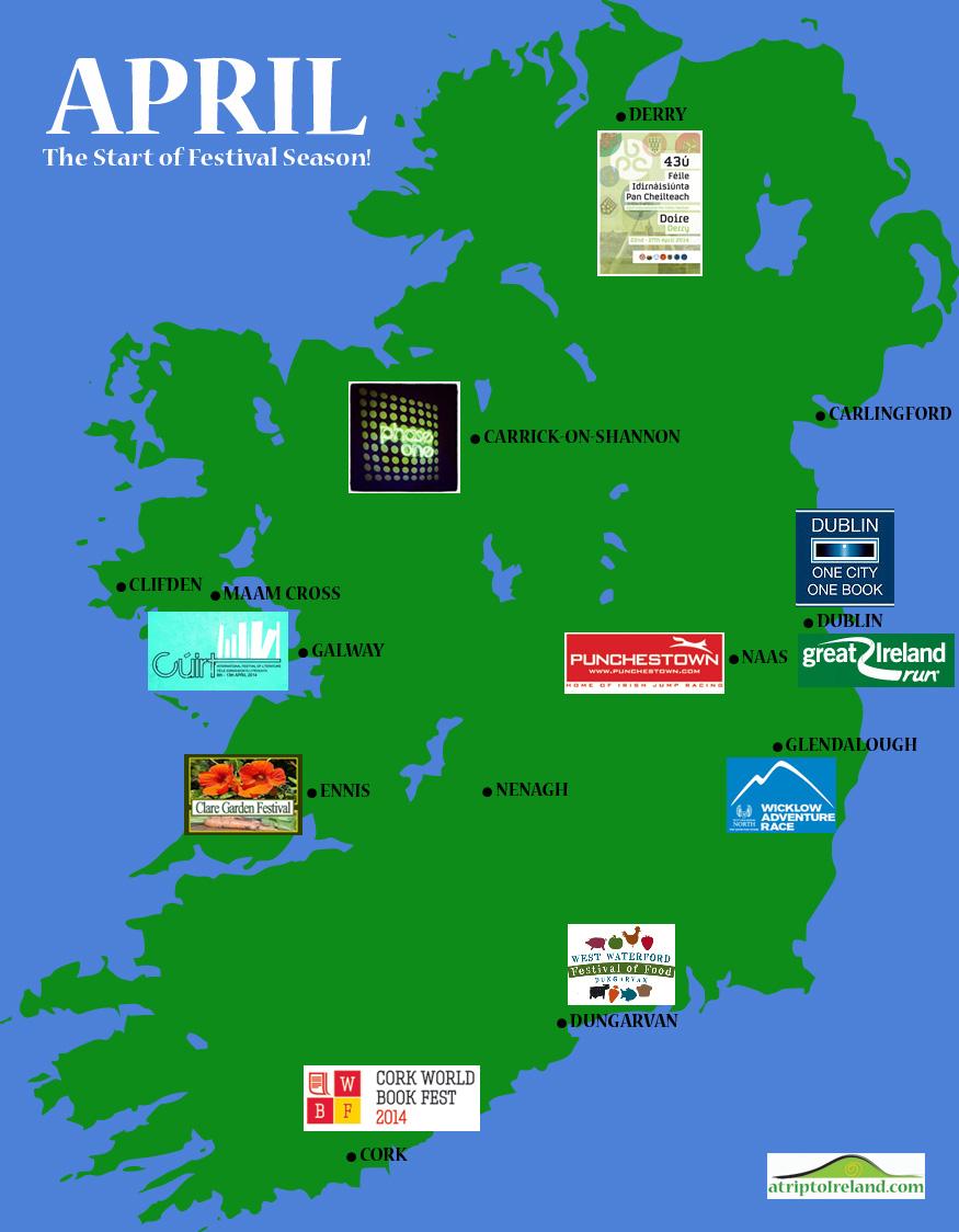 Irland April