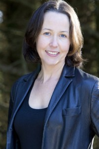 Audrey Magee, author of The Undertaking