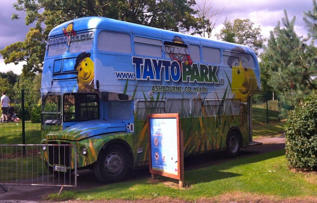 Tayto Park Bus